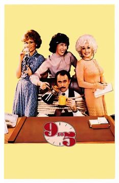 Best Comedy Movies of 1980 : Nine to Five