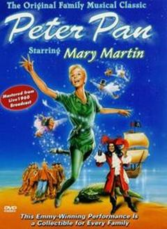 Best Comedy Movies of 1960 : Peter Pan