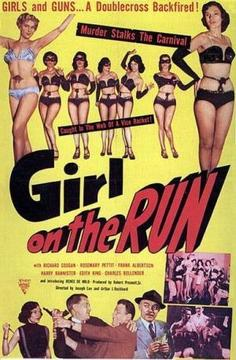 Best Mystery Movies of 1953 : Girl on the Run