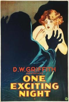 Best Mystery Movies of 1922 : One Exciting Night