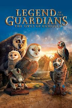 Best Family Movies of 2010 : Legend of the Guardians: The Owls of Ga'Hoole