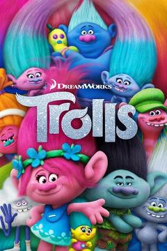 Best Music Movies of 2016 : Trolls