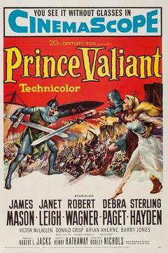 Best Action Movies of 1954 : Prince Valiant