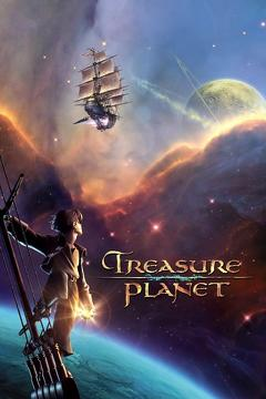 Best Adventure Movies of 2002 : Treasure Planet