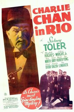 Best Mystery Movies of 1941 : Charlie Chan in Rio