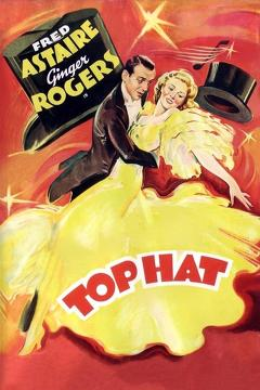 Best Romance Movies of 1935 : Top Hat