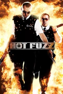 Best Comedy Movies of 2007 : Hot Fuzz
