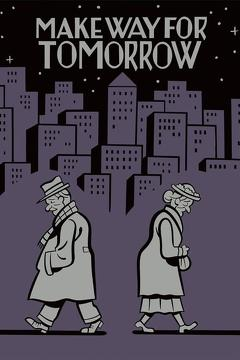 Best Movies of 1937 : Make Way for Tomorrow
