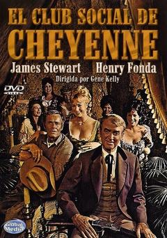 Best Action Movies of 1970 : The Cheyenne Social Club