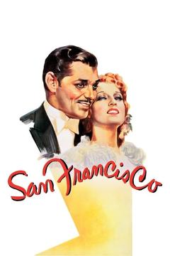 Best Drama Movies of 1936 : San Francisco