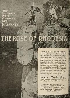 Best Adventure Movies of 1918 : The Rose of Rhodesia