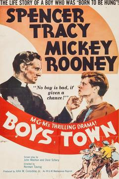 Best Drama Movies of 1938 : Boys Town