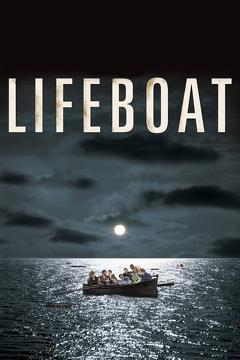 Best Drama Movies of 1944 : Lifeboat