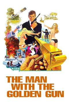 Best Thriller Movies of 1974 : The Man with the Golden Gun