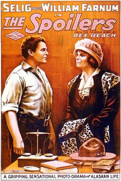 Best Romance Movies of 1914 : The Spoilers