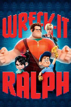 Best Movies of 2012 : Wreck-It Ralph