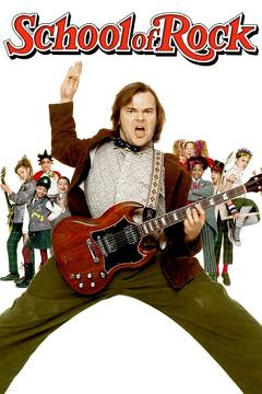 Best Music Movies of 2003 : School of Rock