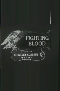 Best Western Movies of 1911 : Fighting Blood