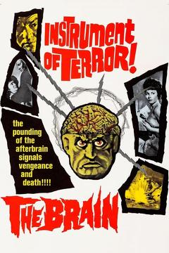 Best Science Fiction Movies of 1962 : The Brain