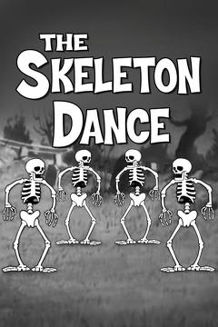 Best Animation Movies of 1929 : The Skeleton Dance
