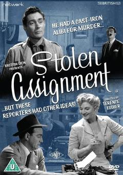 Best Crime Movies of 1955 : Stolen Assignment