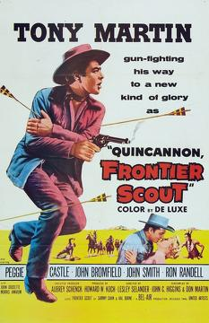 Best Action Movies of 1956 : Quincannon, Frontier Scout