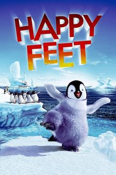 Best Family Movies of 2006 : Happy Feet