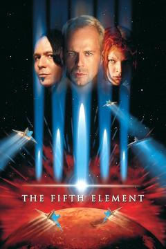 Best Adventure Movies of 1997 : The Fifth Element