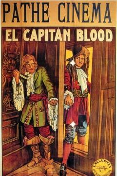Best War Movies of 1924 : Captain Blood