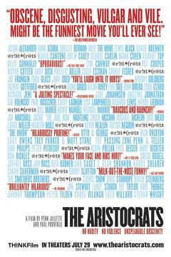 Best Documentary Movies of 2005 : The Aristocrats