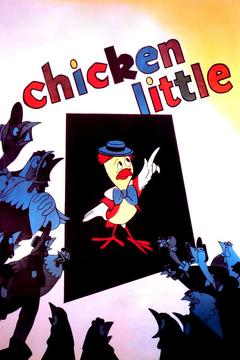 Best Family Movies of 1943 : Chicken Little