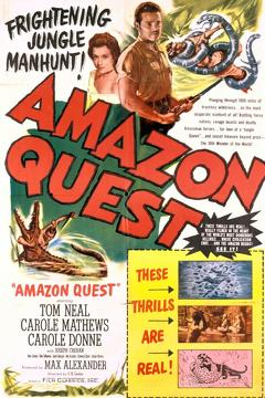 Best Action Movies of 1949 : Amazon Quest