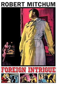 Best Action Movies of 1956 : Foreign Intrigue