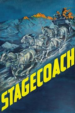 Best Action Movies of 1939 : Stagecoach