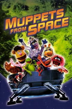 Best Family Movies of 1999 : Muppets from Space