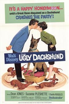 Best Family Movies of 1966 : The Ugly Dachshund