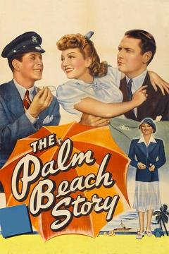 Best Comedy Movies of 1942 : The Palm Beach Story