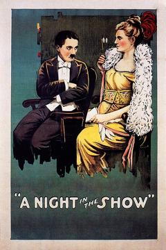Best Comedy Movies of 1915 : A Night in the Show
