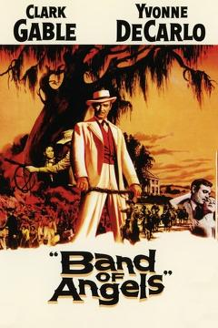 Best Adventure Movies of 1957 : Band of Angels