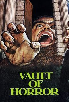Best Horror Movies of 1973 : The Vault of Horror