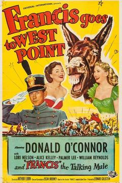 Best Adventure Movies of 1952 : Francis Goes to West Point