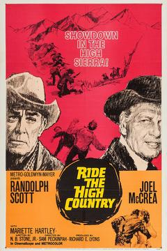 Best Action Movies of 1962 : Ride the High Country