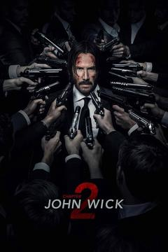 Best Thriller Movies of 2017 : John Wick: Chapter 2