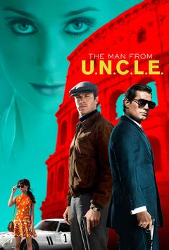 Best Comedy Movies of 2015 : The Man from U.N.C.L.E.