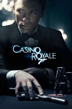 Best Thriller Movies of 2006 : Casino Royale