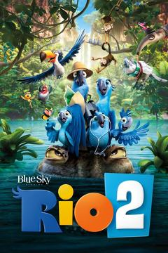Best Animation Movies of 2014 : Rio 2