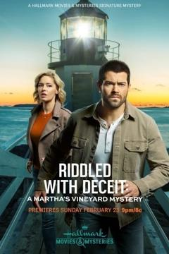 Best Tv Movie Movies of This Year: Riddled with Deceit: A Martha's Vineyard Mystery