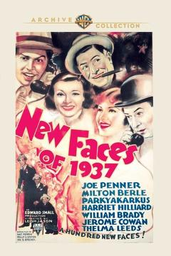 Best Music Movies of 1937 : New Faces of 1937
