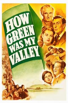 Best Drama Movies of 1941 : How Green Was My Valley