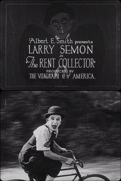 Best Action Movies of 1921 : The Rent Collector